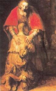 enfant prodique de Rembrandt 1