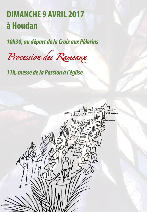 Procession des Rameaux