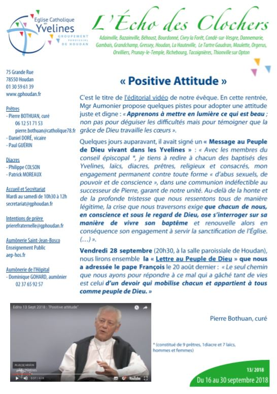 «Positive Attitude»