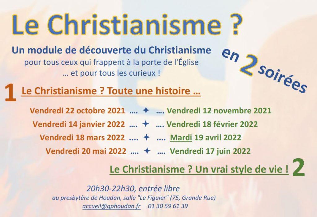 Le Christianisme en 2 soirées